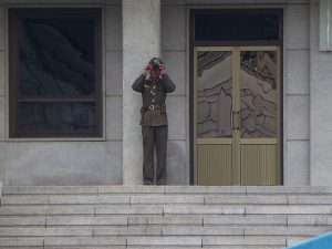 soldat nord coréen