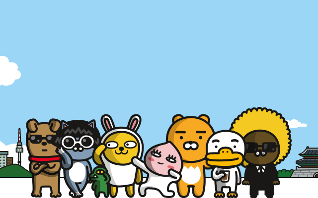 Kakao Friends Seoul