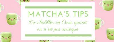 Matcha's TIPS