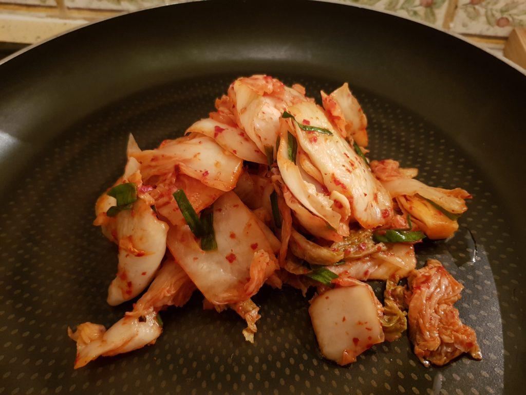 Kimchi step 1