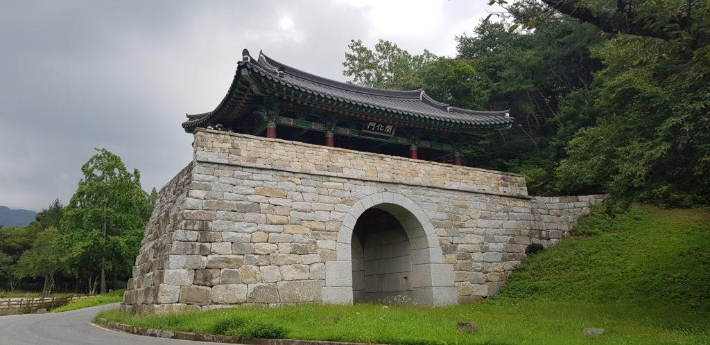 temple stay geumsansa porte