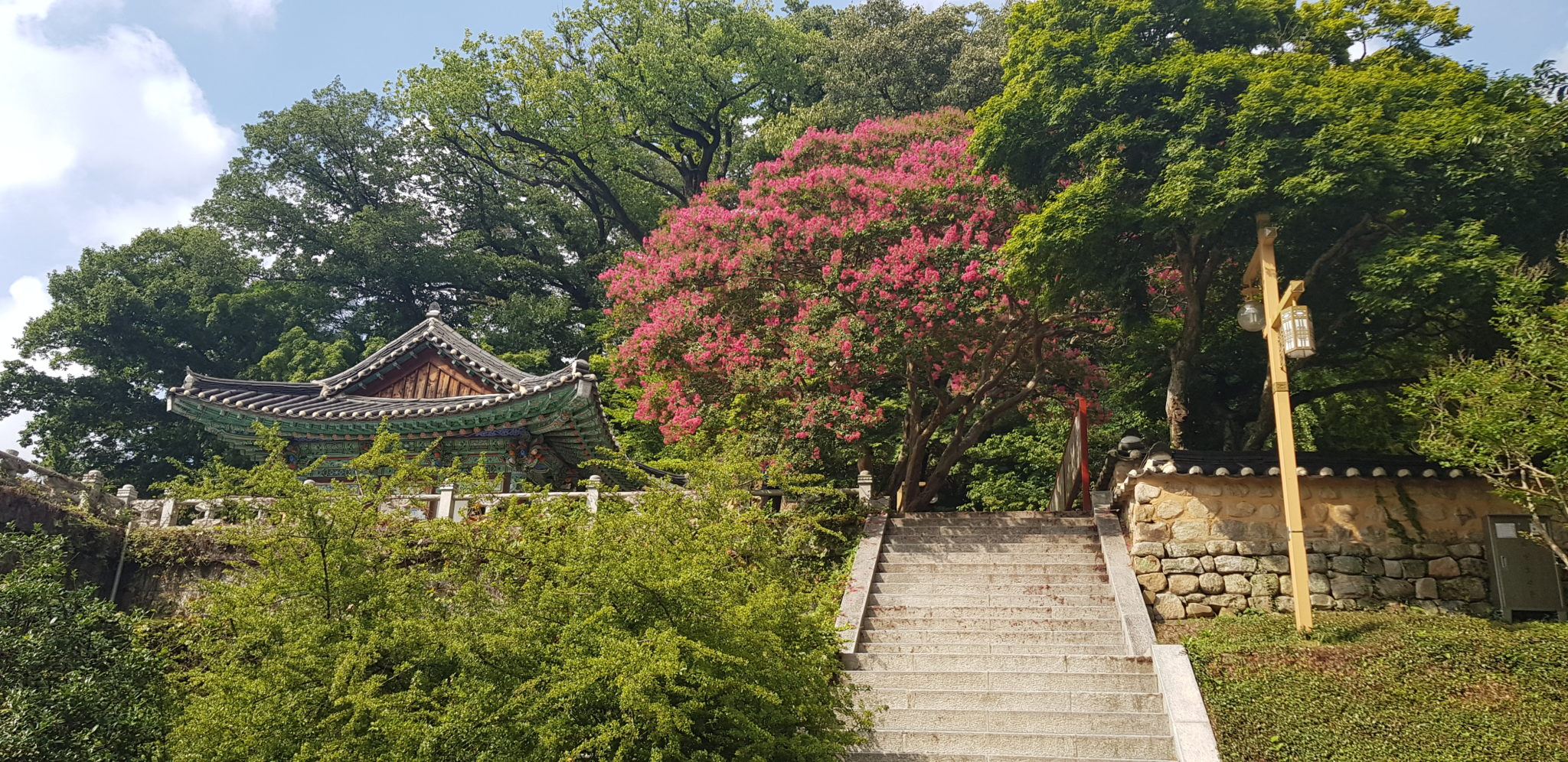 Temple geumsansa