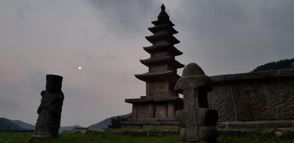 temple stay geumsansa aube 2