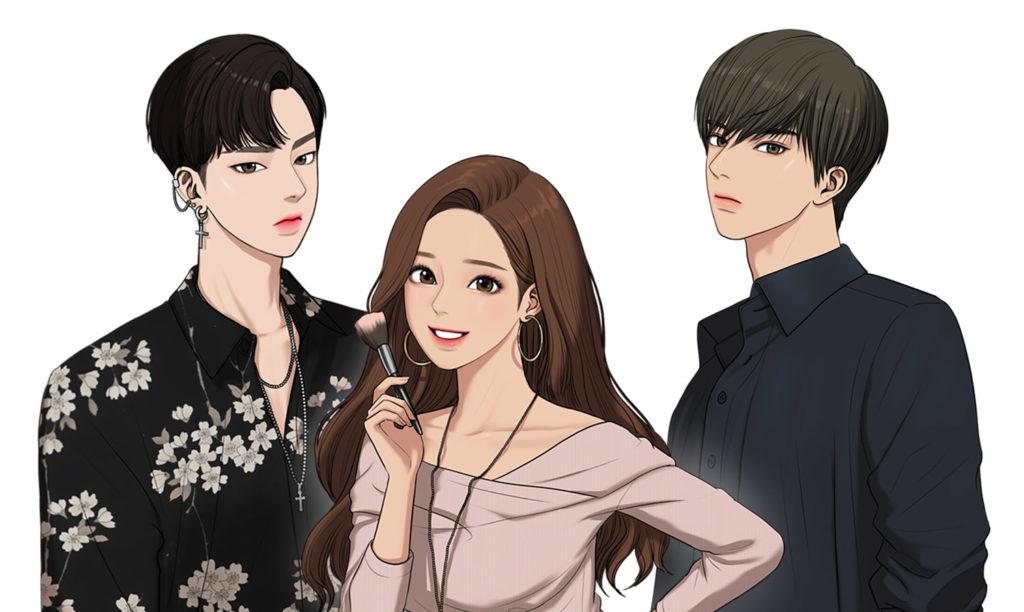 True beauty webtoon coréen